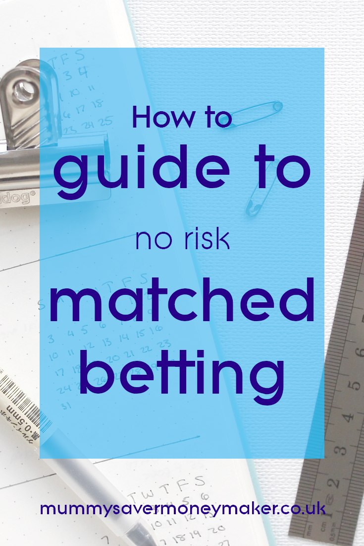No risk matched betting