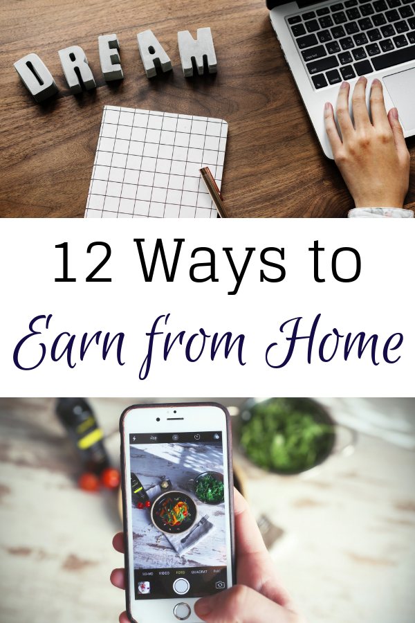 These 12 easy ways to make money from home will give your finances a boost whether you're in work or not. Perfect side hustles for mums that could replace your normal 9-5 plight!